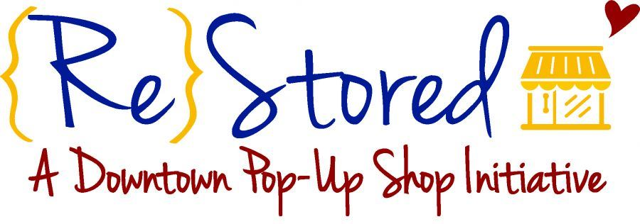 ReStored - A Downtown Pop-Up Shop Initiative