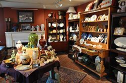 Museum Gift Shop - Showcasing Items for Purchase