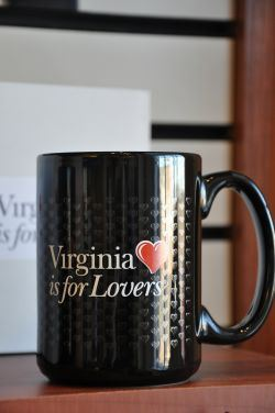 Virginia is for Lovers Coffee Cups